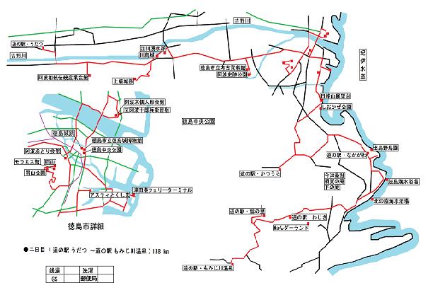 徳島県立出島野鳥公園