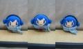 KAITOはマフラーがあるので上手く立たせるのが難しいです