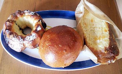 タロのパン