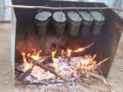 camp飯盒
