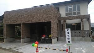 住宅新築完成見学会開催中です♪