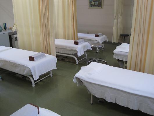 東方鍼灸院 院内