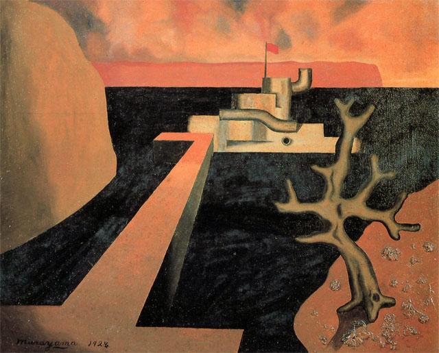 村山知義「赤い大地」(1928)