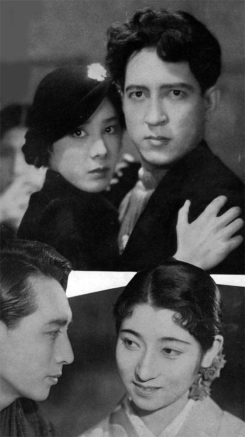 純情一座/暁の麗人1936