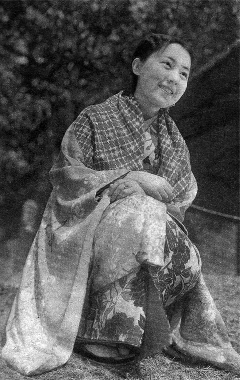 大倉千代子1935