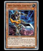 ナンバーハンターズ Heroic Challenger - Clasp SwordNUMH