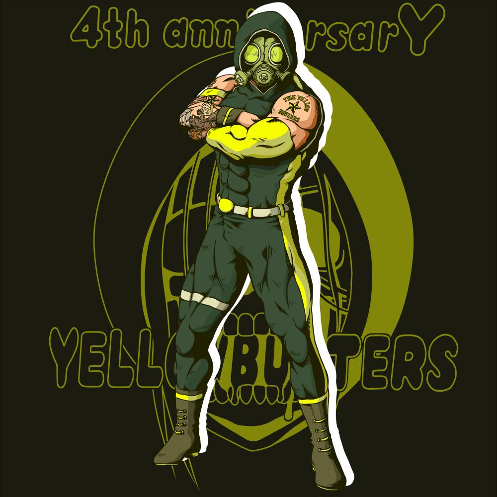 4周年記念