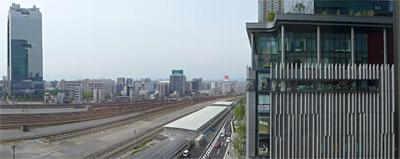 梅田貨物駅