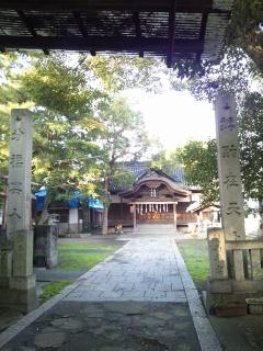丸亀市厳島神社