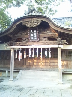 20141129丸亀市厳島神社2