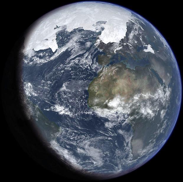 最終氷期の地球