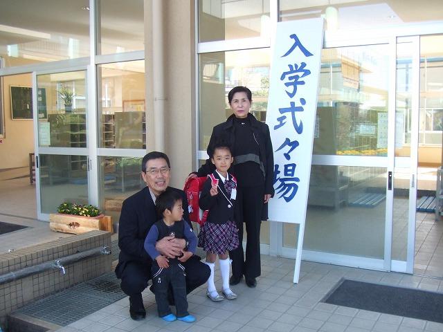 入学式02