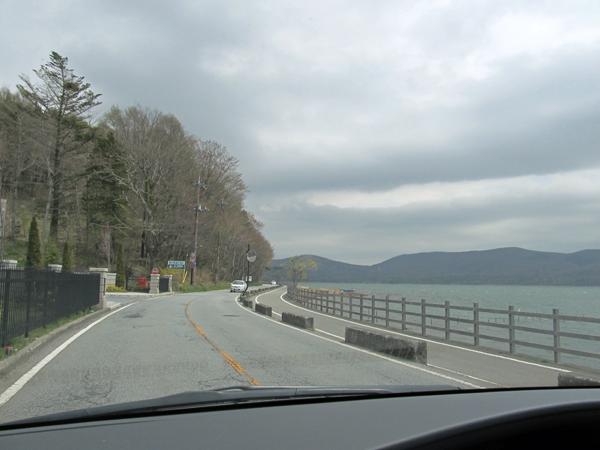 ドライブイン山中湖