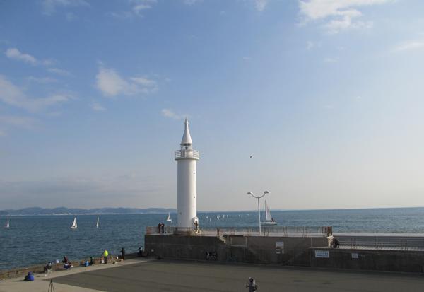 江ノ島の灯台
