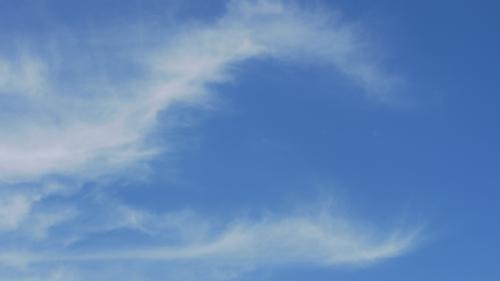 もつれ雲かな2