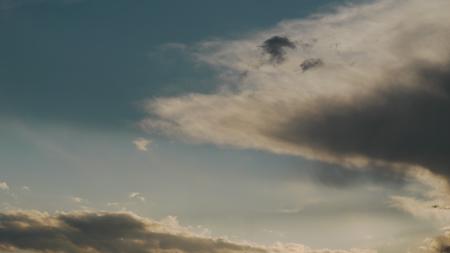 魚みたいな雲2