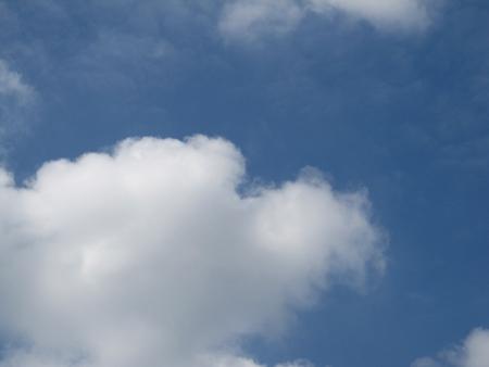 もふもふな雲1