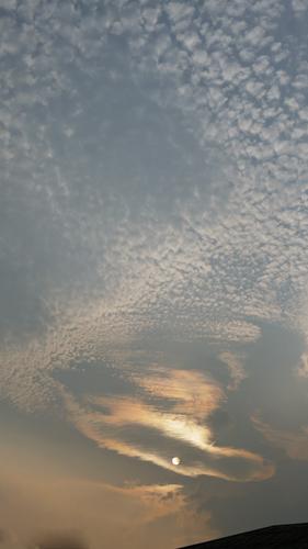 変化した雲1