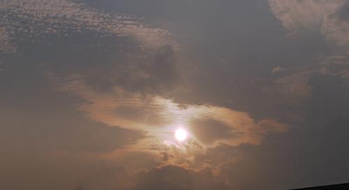 変化した雲2