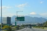 富士山が見えて来ました。