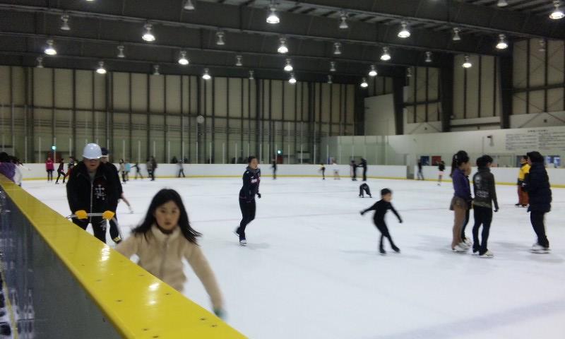 岡山国際スケートリンク(リベン...