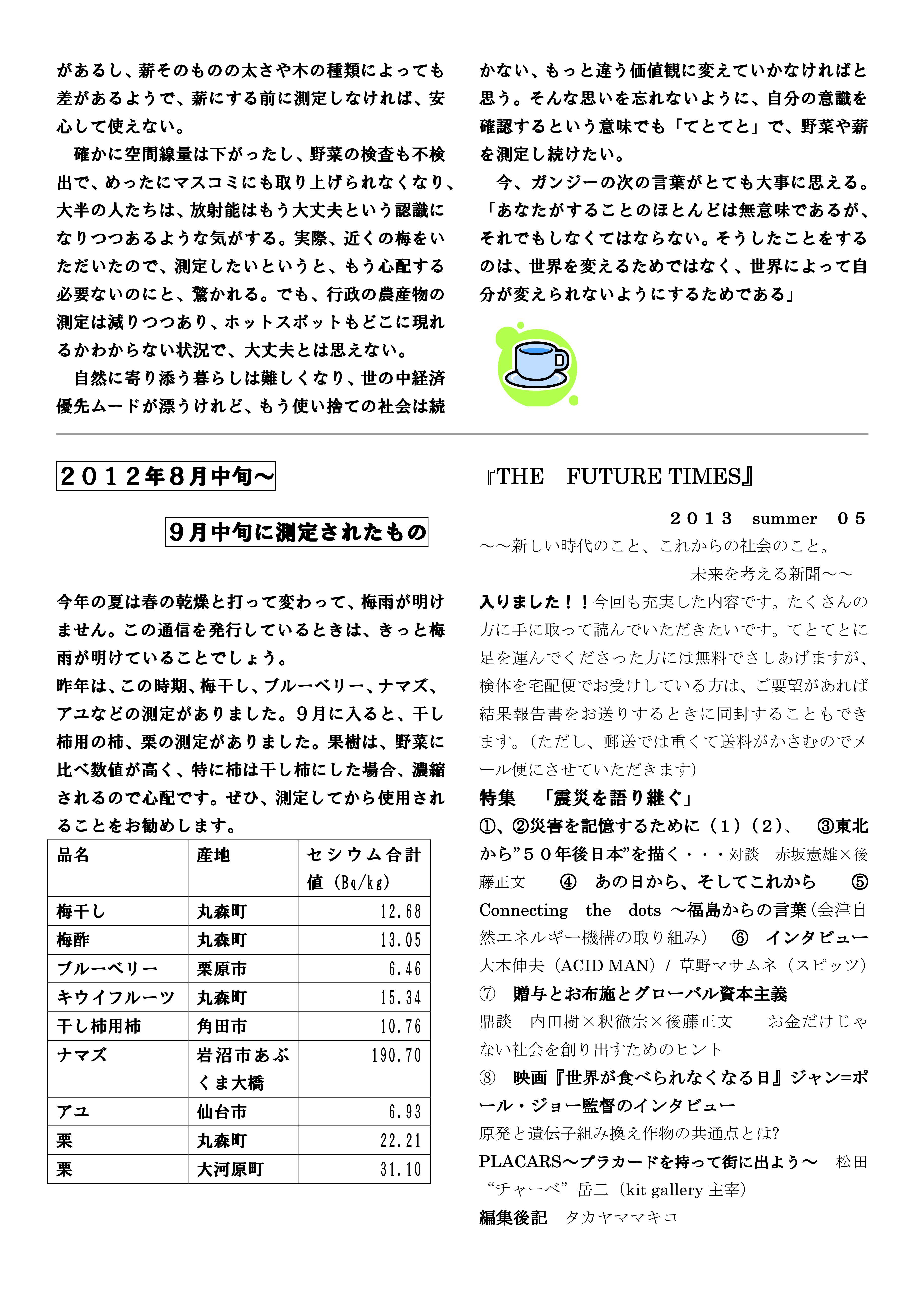 Microsoft Word - てとてとミニ通信 2013年8月(3)-002