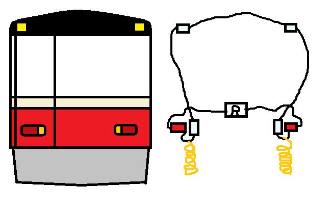 KQ600配線