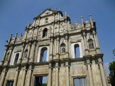 ●聖ポール天主堂2