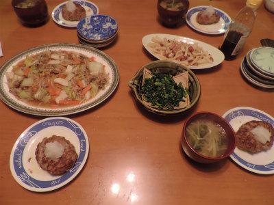 12・28夕食