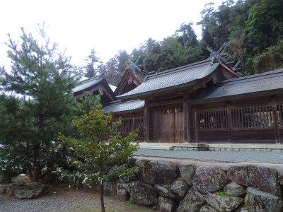 佐太神社9