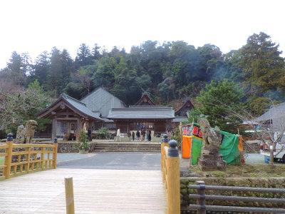 佐太神社10
