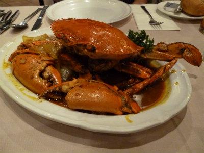 ●カレー蟹2