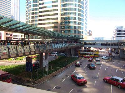 香港の街並3