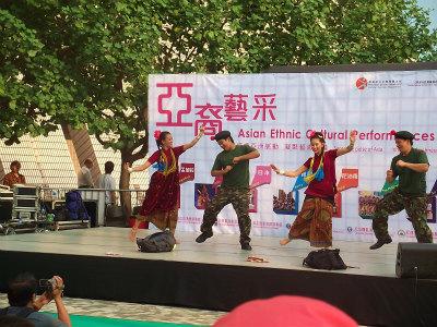 インドの踊り2