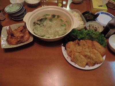 1.26夕食