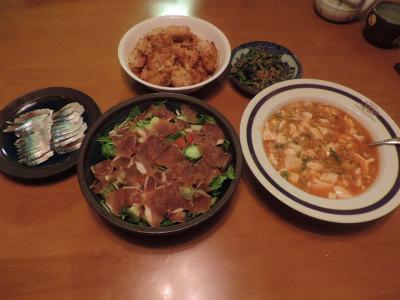 2.2夕食