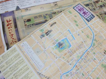 松本街歩き
