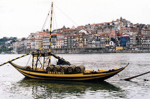 Portoの船 W600