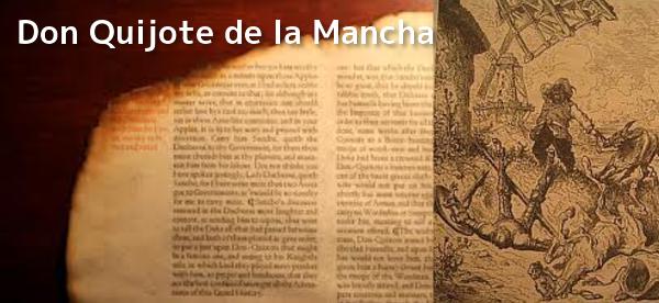 Don Quijote de la Mancha W600