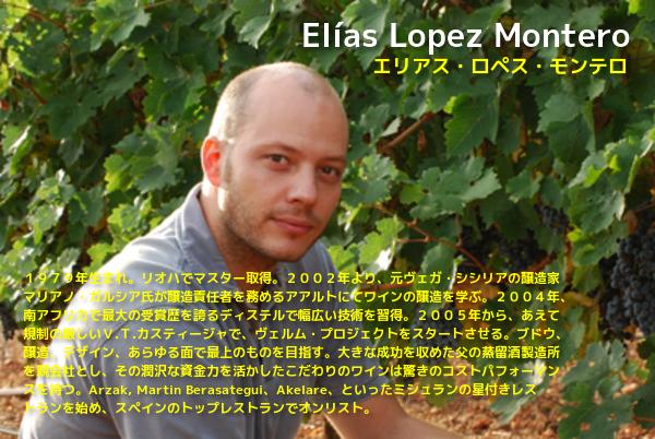 エリアス・ロペス・モンテロ W600