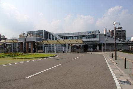 JR亀岡駅_H25.08.16撮影