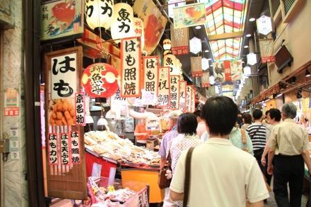 錦市場 魚力_H25.08.16撮影