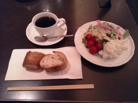 新都ホテル・ロンドの朝食 バイキングH25.08.16撮影