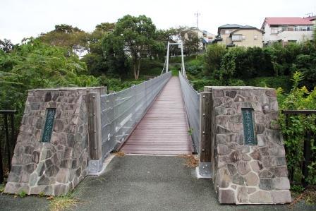 鮎壺のかけ橋_H25.10.05撮影
