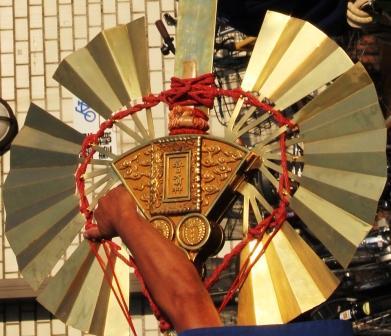 剣鉾の飾り_H25.10.13撮影