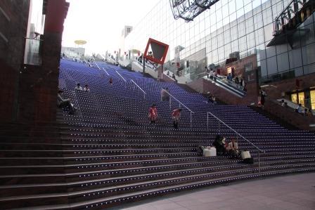 京都駅大階段_H25.10.14撮影
