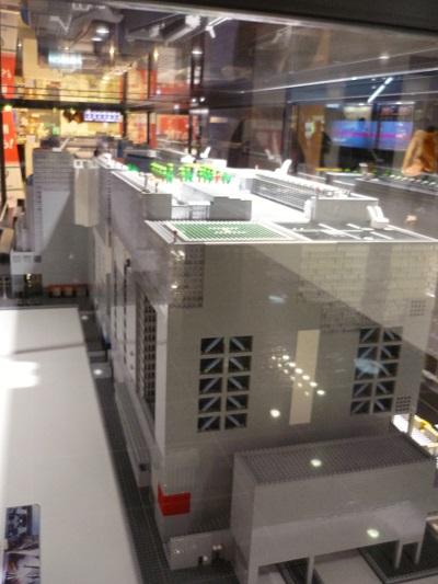 京都駅レゴその1
