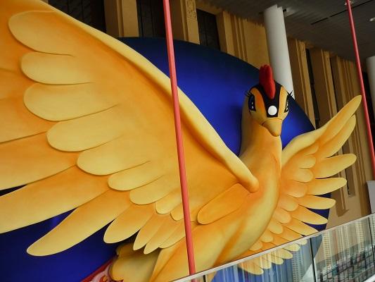 漫画ミュージアム「火の鳥」2