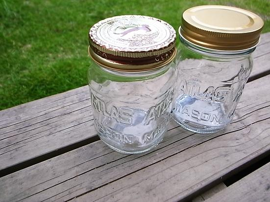 ATLAS MASON JAR