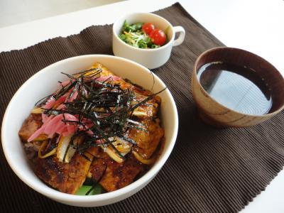 豆腐のかばやkぃ丼